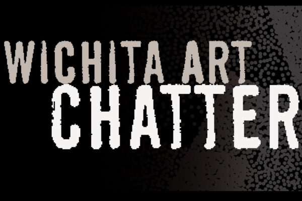 Illustration of Wichita Art Chatter logo