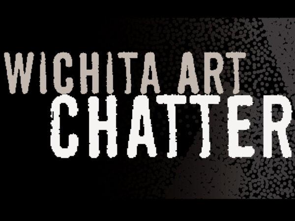 Illustration of Wichita Art Chatter logo